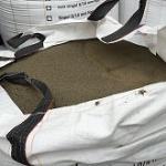 Pussesand 0-4 mm 1.000 kg